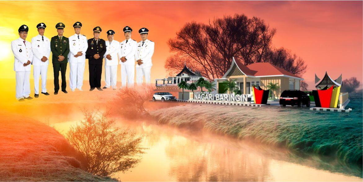Launching Website Nagari Baringin