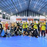 Tanding Futsal dengan Perangkat Nagari